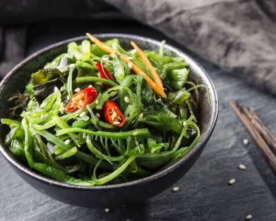 Salade d'algues recette