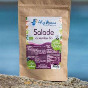 Salade d'algues cueilleur bio
