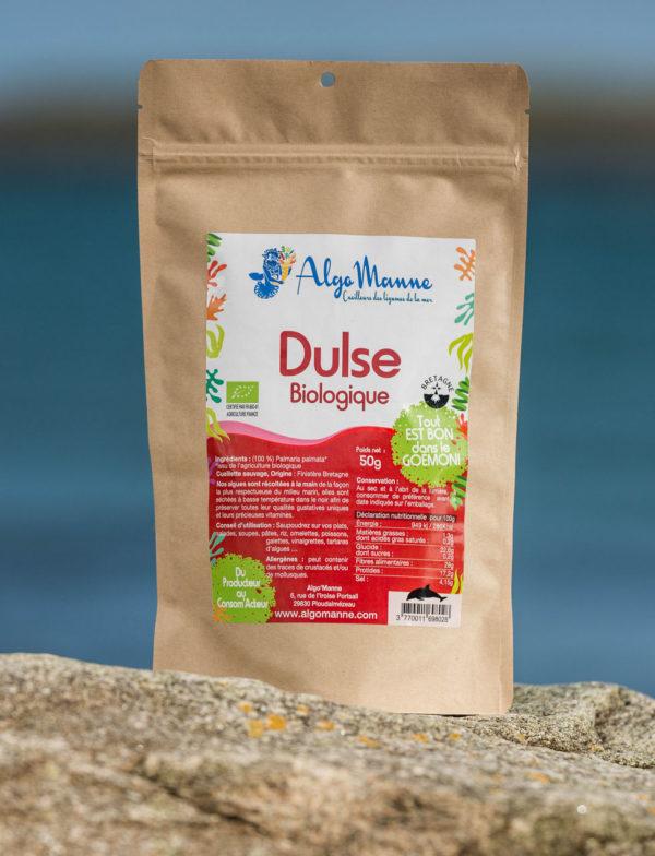 Algues Dulse bio